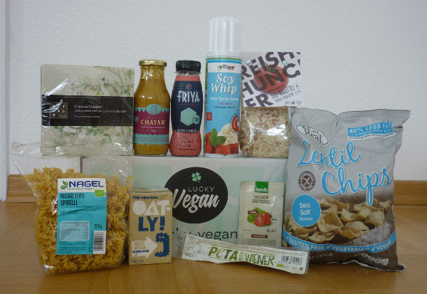 2015-10-01 Lucky Vegan-Box im September